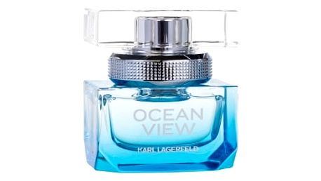Karl Lagerfeld Ocean View For Women 25 ml parfémovaná voda pro ženy