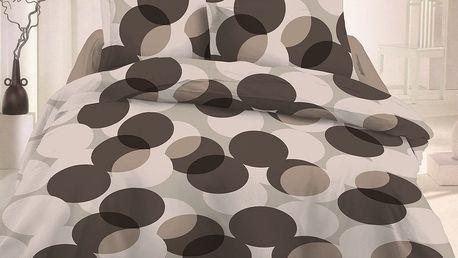 Kvalitex bavlněné povlečení delux MicMac, 220 x 200 cm, 2 ks 70 x 90 cm
