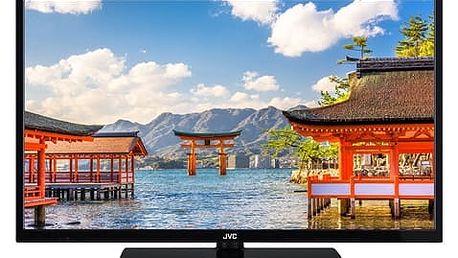 Televize JVC LT-32VH43J černá + DOPRAVA ZDARMA