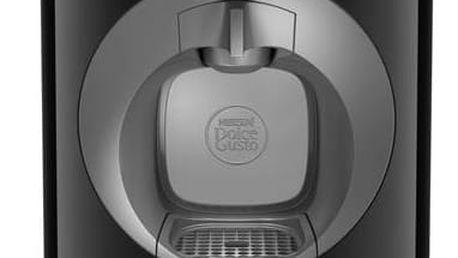 Espresso Krups NESCAFÉ® Dolce Gusto™ Oblo KP110831 černé + Doprava zdarma
