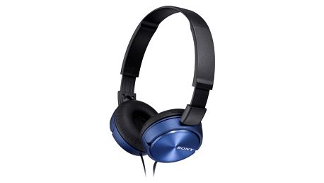 Sluchátka Sony MDRZX310L.AE (MDRZX310L.AE) modrá
