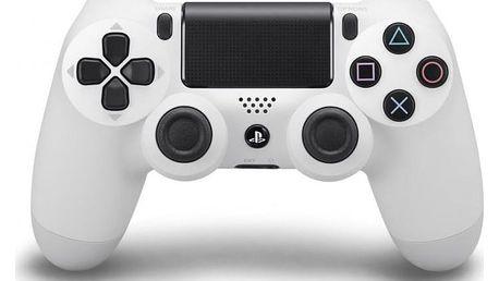Gamepad Sony PS4 Dualshock 4 Glacier White