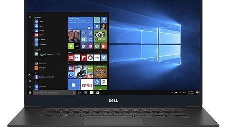 Notebook Dell 15 (9560) (N-9560-N2-711S) stříbrný + DOPRAVA ZDARMA