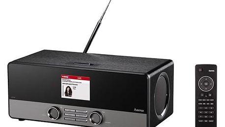 Internetové radiopříjímače Hama DIR3100 DAB+ černý + DOPRAVA ZDARMA
