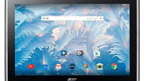 Dotykový tablet Acer One 10 (B3-A40-K7T9) (NT.LDUEE.004) černý + DOPRAVA ZDARMA