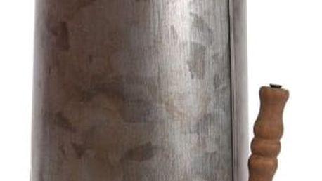 Kovový kyblík na popel AnticLineBucket Chalet