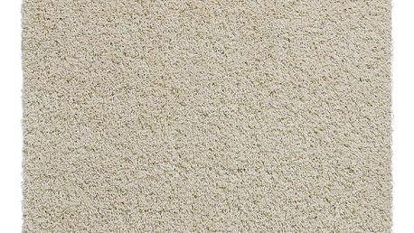 Krémový koberec Think Rugs Vista Creamy, 80 x 150cm