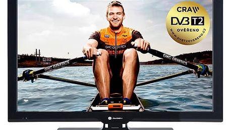 Televize GoGEN TVF 22P266T černá + DOPRAVA ZDARMA