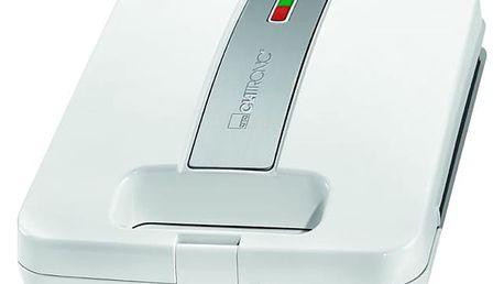 Sendvičovač Clatronic ST 3629 bílý