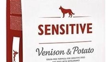 Granule Brit Care Dog Sensitive Venison & Potato 12 kg + Doprava zdarma