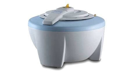 Zvlhčovač vzduchu DeLonghi Merlin O VH300 bílý/modrý + Doprava zdarma