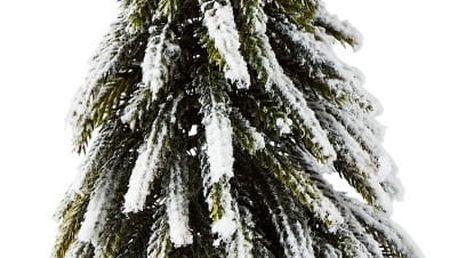 Dekorativní soška KJ Collection Snowy Tree, 27 cm
