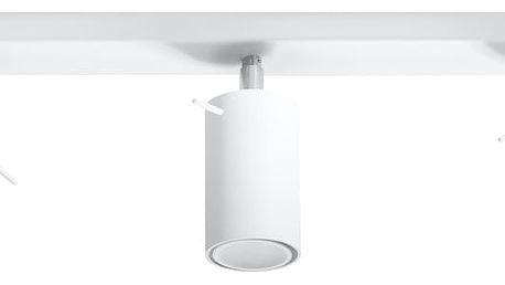 Bílé stropní světlo Nice Lamps Etna 3 - doprava zdarma!
