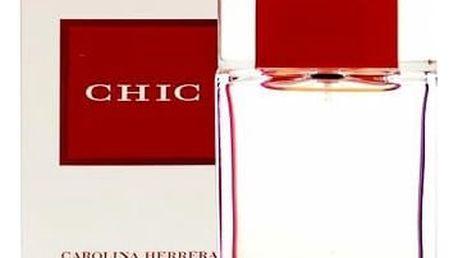 Carolina Herrera Chic 80 ml EDP Tester W