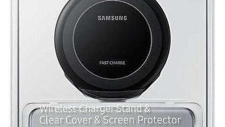 Sada pro bezdrátové nabíjení Samsung Dream2 Kit pro Galaxy S8+ (EP-WG95FBBEGWW) černý