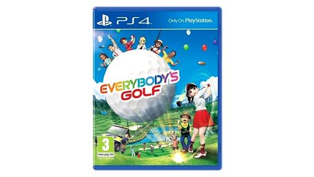 Hra PS4 Everybodys Golf 7