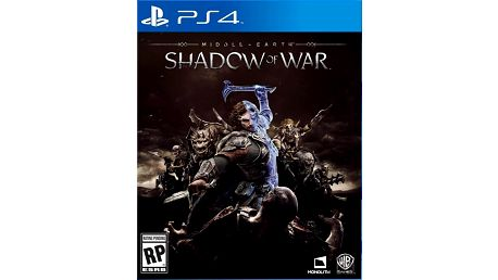 Hra PS4 Middle-earth: Shadow of War