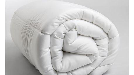 Peřina na jednolůžko Sleeptime s dutými vlákny,140x220cm