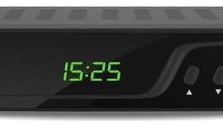 DVB-T přijímač Evolveo Omega T2 černý