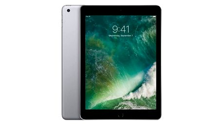 Dotykový tablet Apple iPad (2017) Wi-Fi 32 GB - Space Gray (MP2F2FD/A) + Doprava zdarma