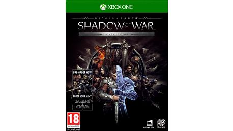 Hra Xbox One Middle-earth: Shadow of War