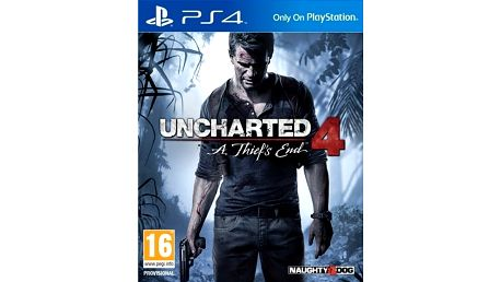 Hra PS4 Uncharted 4: A Thiefs End