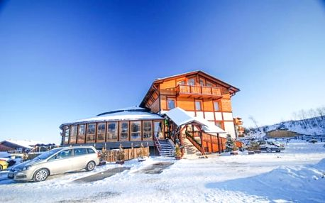 Vysoké Tatry na zimu v Hotelu Eufória ***