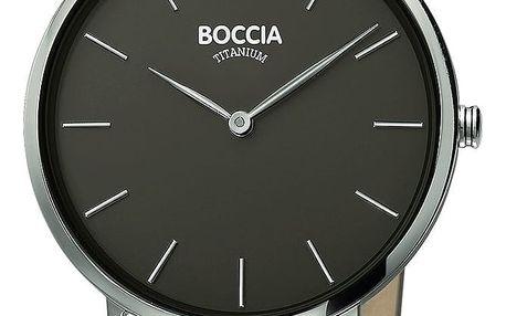 Boccia Titanium 3273-01 + nůž, pojištění hodinek, doprava ZDARMA, záruka 3 roky