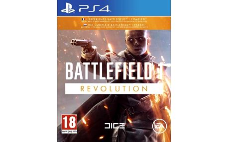 Hra PS4 Battlefield 1 Revolution Edition