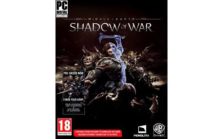 PC hra Middle-earth: Shadow of War