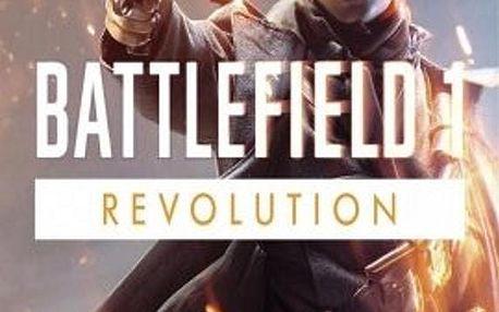 PC hra Battlefield 1 Revolution Edition
