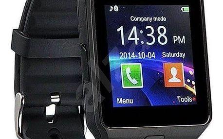 Nárazuvzdorné chytré hodinky Smart Watch kompletně v češtině