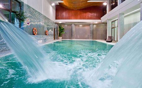 Hotel Klimek **** v polských Beskydech s wellness a polopenzí pro 2