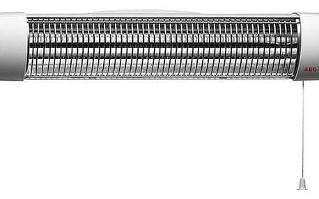 Zářič/ohřívač AEG-HC IWQ 181 šedý + Doprava zdarma