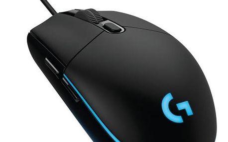 Myš Logitech G203 Prodigy Gaming Mouse USB Black