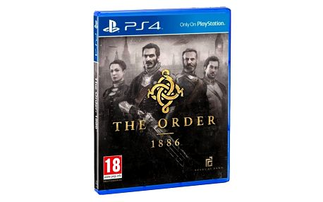 Hra PS4 The Order 1886