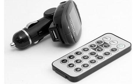 Transmitter Technaxx FMT500 černý
