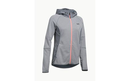 Mikina Under Armour Swacket FZ Šedá