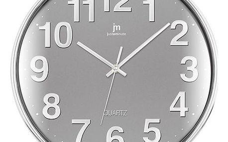 Lowell 00816G nástěnné hodiny, pr. 35 cm