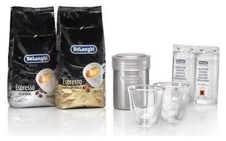 Káva zrnková DeLonghi Essential pack