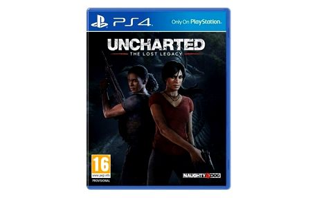 Hra PS4 Uncharted: The Lost Legacy