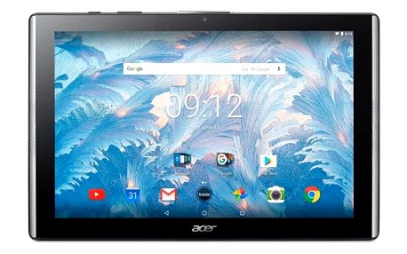 "Acer Iconia One 10 B3-A40 MTK MT8167/10"" IPS Touch 1280x800/2GB/eMMC 16GB/BT/Android 7.0/Black"