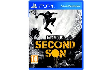 Hra PS4 InFamous Second Son