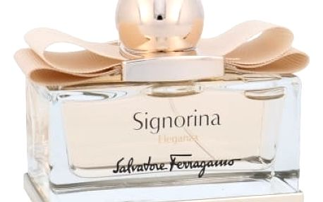 Salvatore Ferragamo Signorina Eleganza 50 ml parfémovaná voda pro ženy
