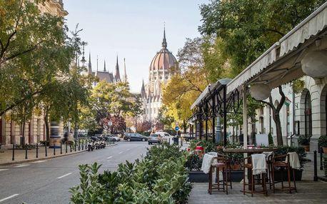 Dovolená v Expo Congress Hotel Budapest **** s wellness
