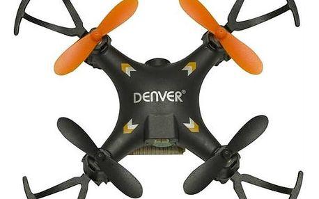 Dron Denver DRO-110 (dro-110) černý/oranžový + Doprava zdarma