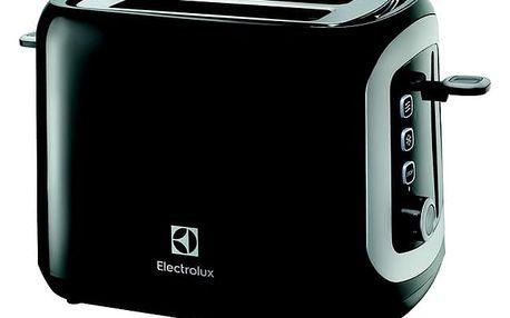 Opékač topinek Electrolux EAT3300 černý