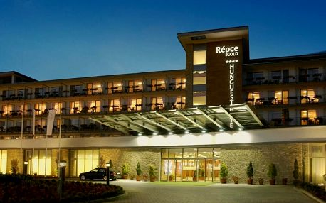Bük ve 4* hotelu propojeném s lázněmi vetně polopenze, wellness, a služeb