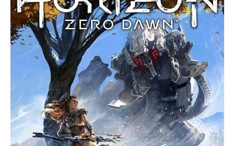 Hra PS4 Horizon: Zero Dawn