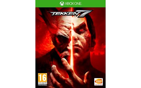 Hra Xbox One Tekken 7